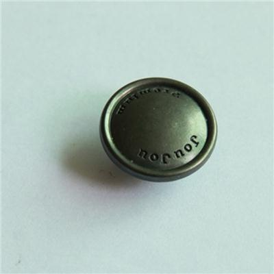 Different Type Metal Button Shank Button Jean Jacket Metal Button