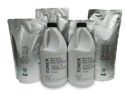 Compatible Toner Bag And Bottle Samsung CLP-600/660