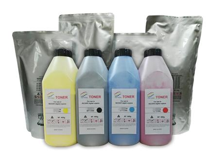 Compatible Toner Bag And Bottle Brother HL-3040CN K C M Y