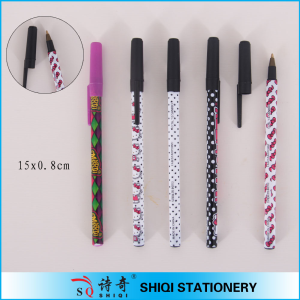 black medium stick pen Stick Pen XH4393