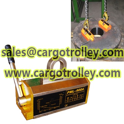 Permanent Magnetic Lifter advantages