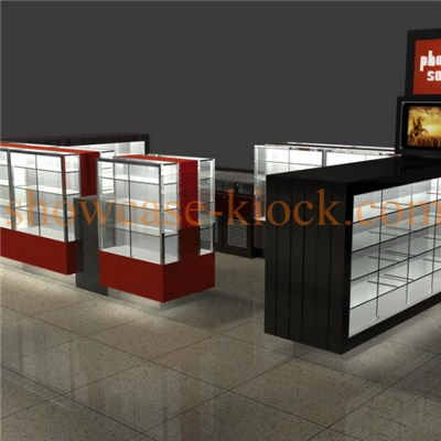 Accessories Shopping Mall Kiosk