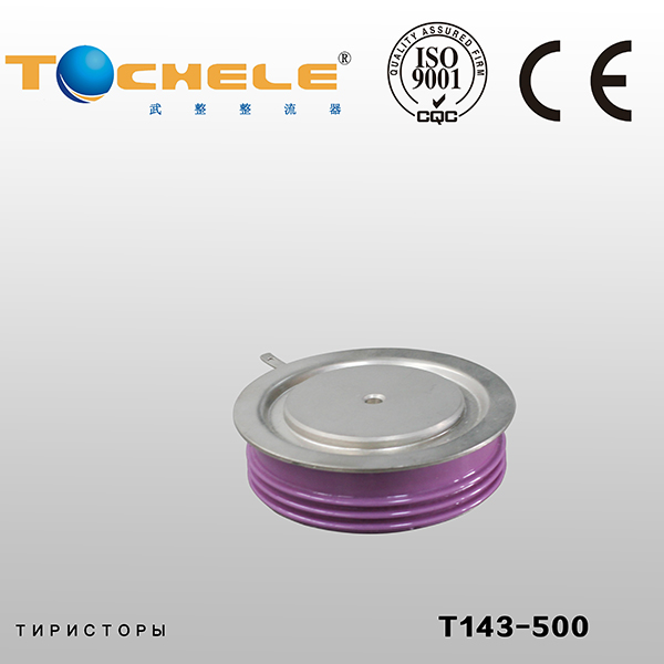 Russian Type Phase Control Thyristors(Capsule Version) Т143-500