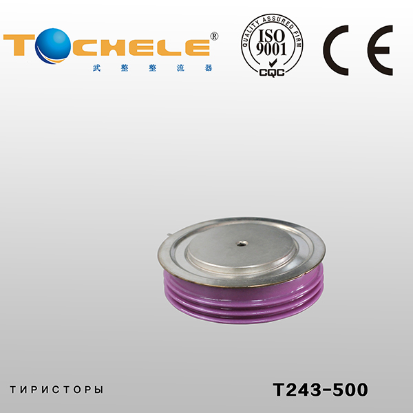 Russian Type Phase Control Thyristors(Capsule Version) Т243-500