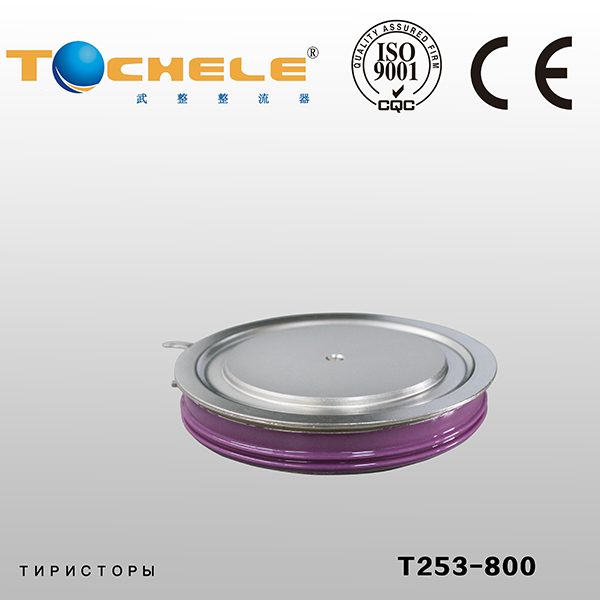Russian Type Phase Control Thyristors(Capsule Version) Т253-800