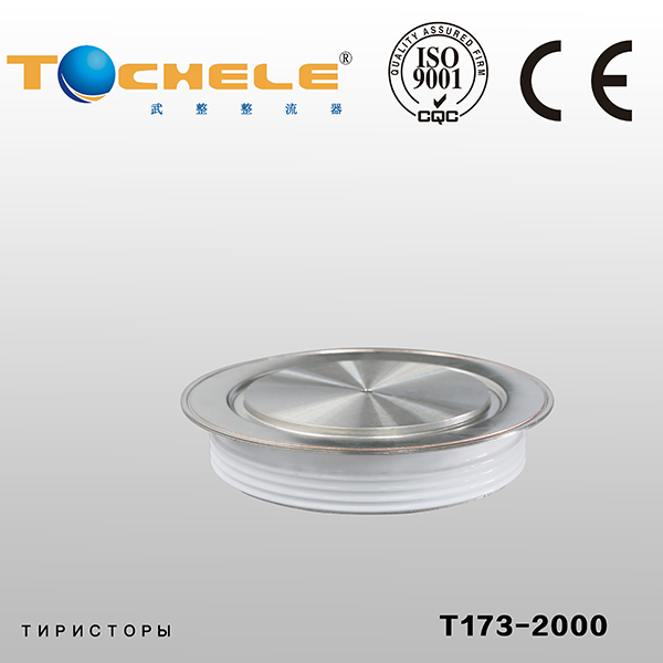 Russian Type Phase Control Thyristors(Capsule Version) Т173-2000