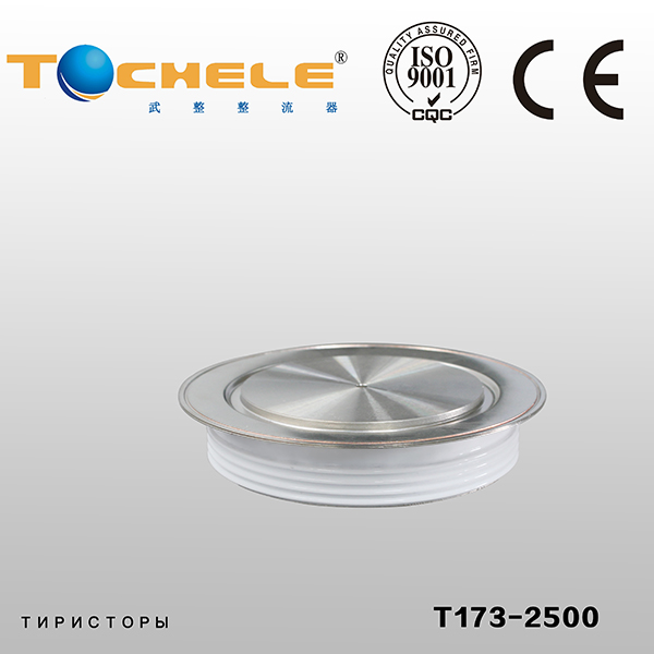 Russian Type Phase Control Thyristors(Capsule Version) Т173-2500