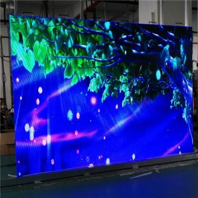 P4.8 Indoor Rental Screen