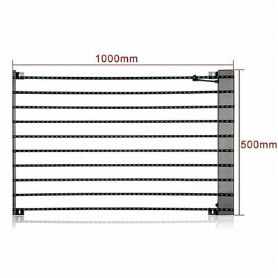 P31.25-100 Outdoor LED Mesh Display