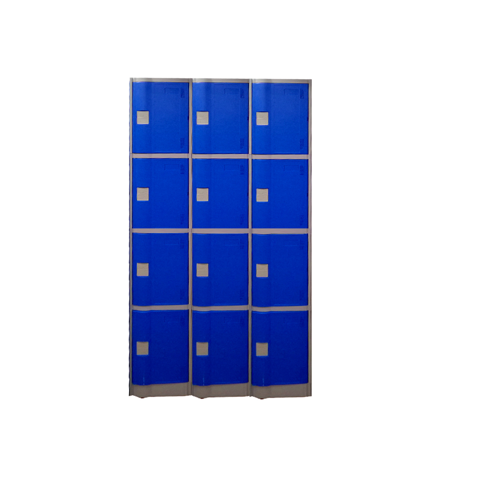 ABS Plastic lockers  for changing room  LE32-4