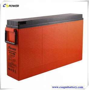 12V200Ah Front Terminal Gel Battery