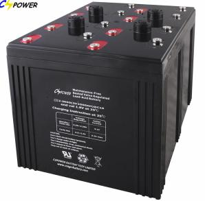 2V3000Ah Solar Gel Battery