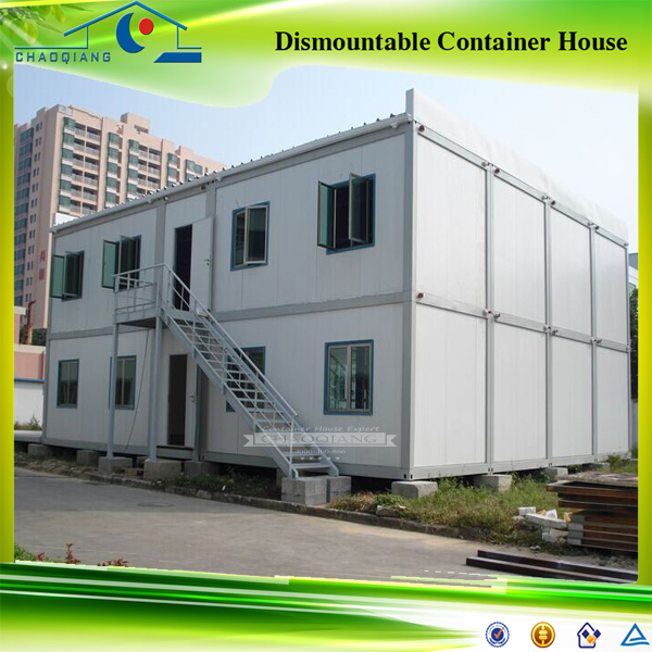 Low cost modern customize modular container house