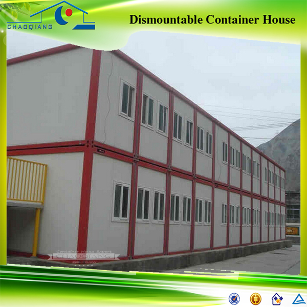 China cheap sanChina cheap sandwich panel flat pack container housedwich panel flat pack container house