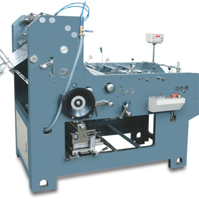 Side Seam Open End Envelope Making Machine HP-250D