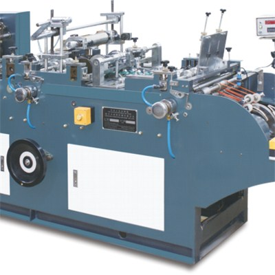 CD DVD VCD Paper Bag Making Machine CD-120