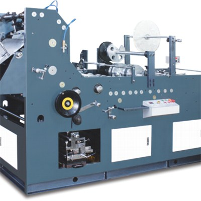 Peel Seal Pocket Envelope Making Machine HP-250B-PS