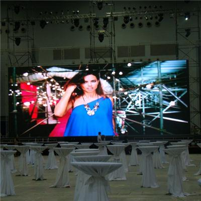 P3.91 Audio Video Rental LED Display