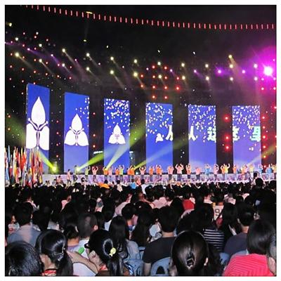 P10.4 Outdoor Curtain LED DISPLAY
