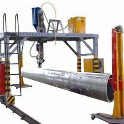 Gantry Large Diameter Submerged Arc Welding Production Line