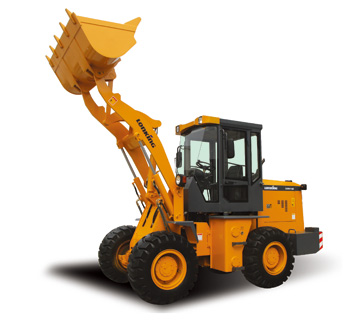 CDM818D Wheel Loader