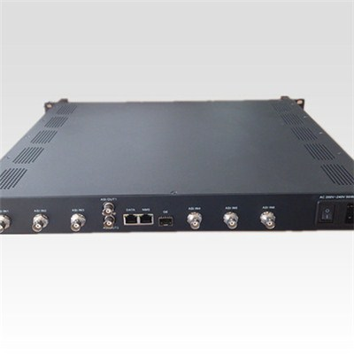 ENC3580 8CH Broadcast MPEG2/H.264 HD And SD Transcoder