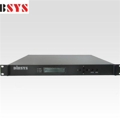 IRD1218 8x RF Tuners(DVB-S2/C/ATSC/ISDB-T) FTA to IP Gateway and Multiplexer