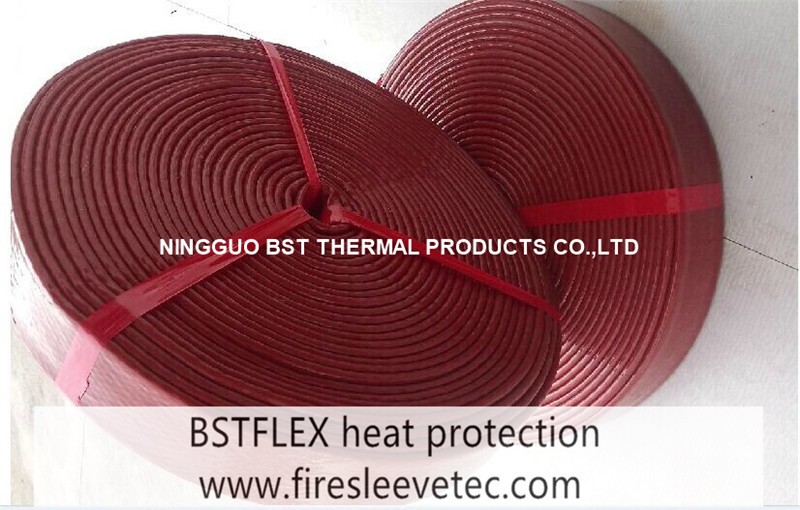 Molten Metal Splash Protection Heat Sleeve