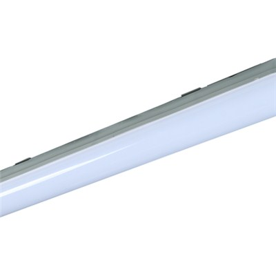 600mm Single LED Module Tri-proof Light With No Clips