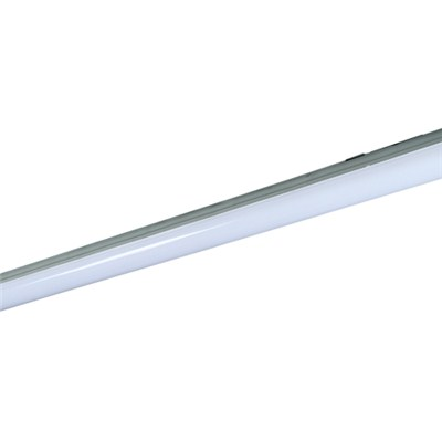 1200mm Single LED Module Tri-proof Light With No Clips