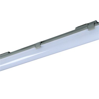 600mm Single LED Module Tri-proof Light With Clips