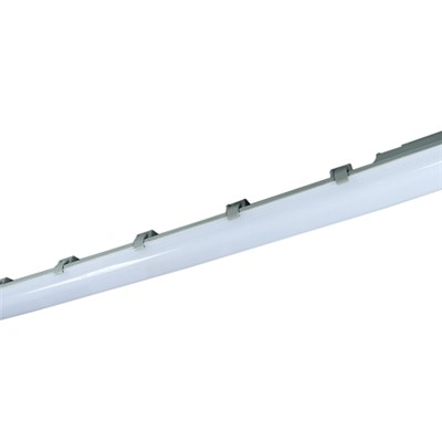 1500mm Twin LED Module Tri-proof Light With Clips