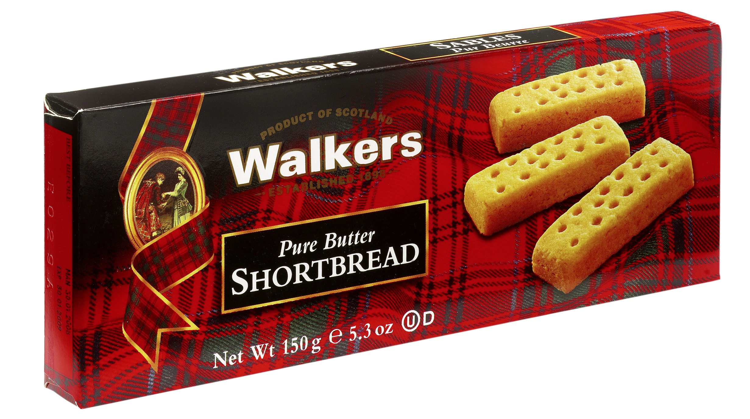 walkers shortbread 150g