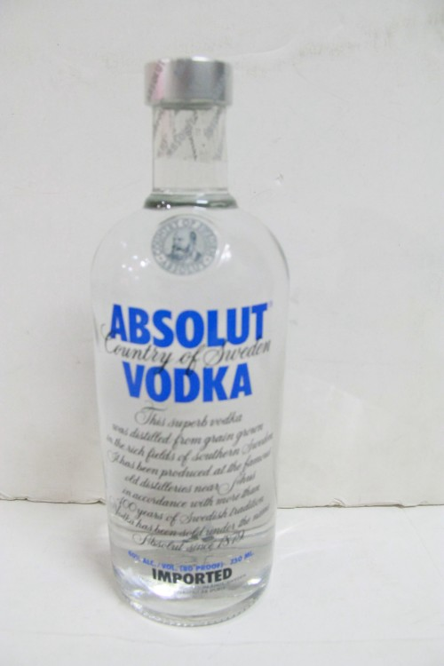 Absolut Vodka Blue (75cl)