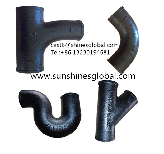 ASTM A888 Cast Iron Fittings/ASTM A888 Cast Iron Pipe Fittings