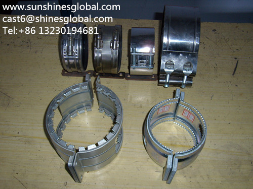 Rapid Clamps/Couplings/Grip Clamps/Record Kralled