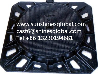 Ductile Iron Manhole Covers/Gully Gratings/Trench Grates