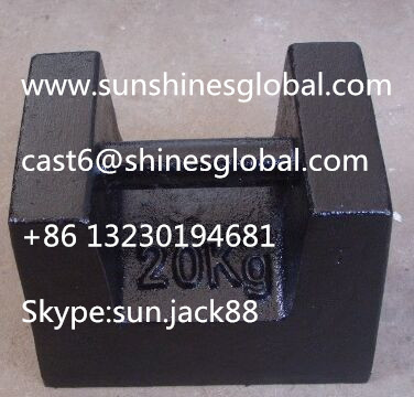 Elevator Counterweights/Tractor Counter Weights/Cast Iron Weights