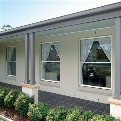 Double Hung Aluminium Windows