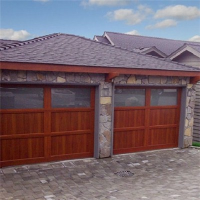 Woodgrain Entry Doors