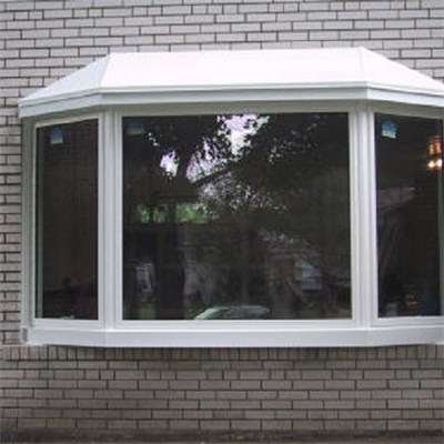 Aluminium Bow Window