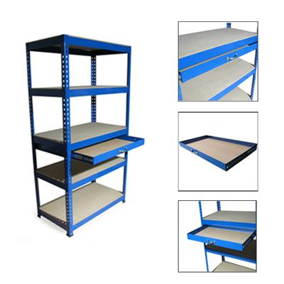Shelving With Drawer