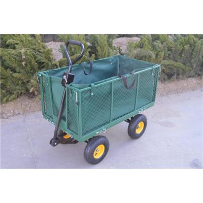 Heightening Garden Mesh Wagon