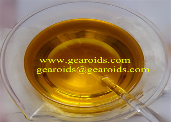 Trenbolone Acetate Raw Steroid Powder Yellow Color Trenbolone Steroid Powder