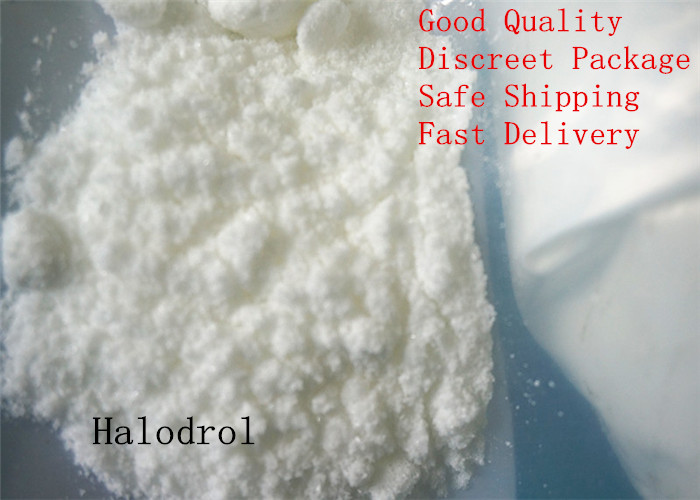 Halodrol Material Raw Prohormone H-Drol Halodrol-50 Raw Turinadiol Powder