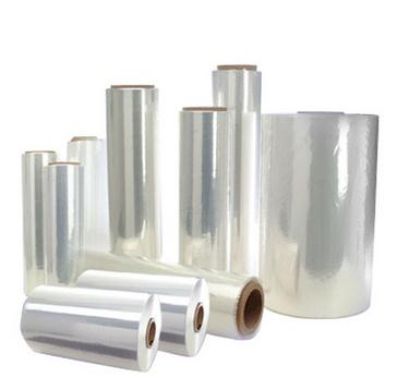 Polyolefin 10 Micron Centre Folded Shrink Films