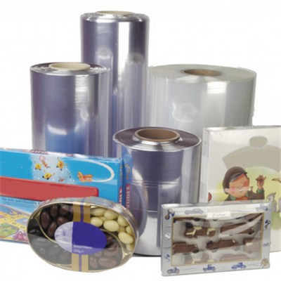 Polyolefin 10 Micron Single Sheet Shrink Films