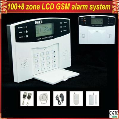 Saful GSM-500 Home Security Alarm System