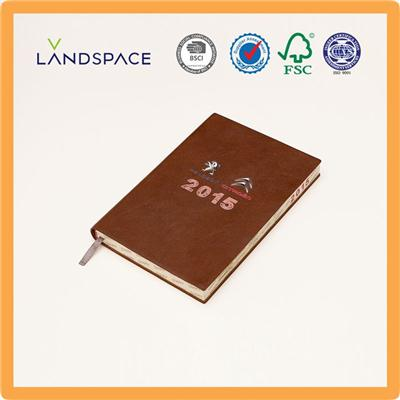 Leather Soft Cover Diary Notebooks