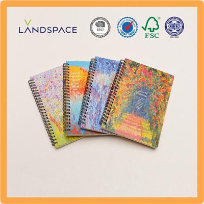 Spiral Bound Student Exercise Notebooks